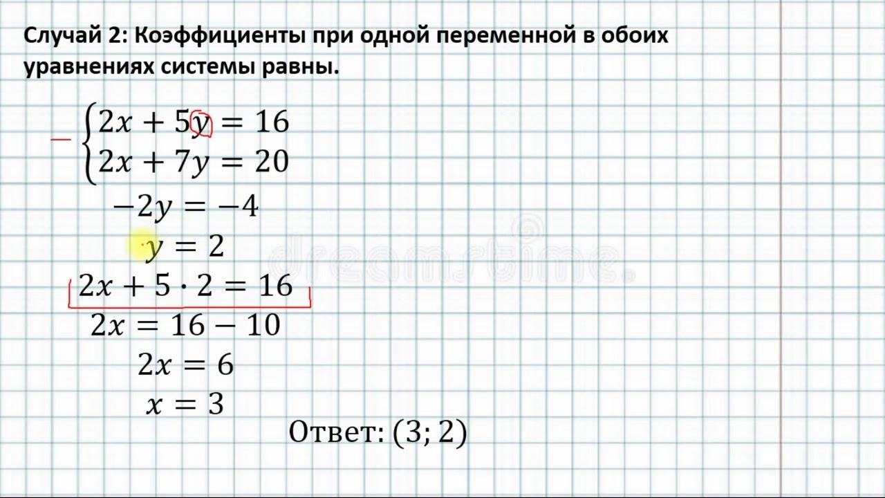 Линейные уравнения. решение, примеры.