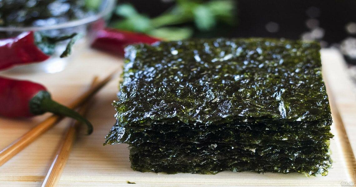 Что такое нори - польза для здоровья человека, состав и калорийность, как выбрать и использовать в кулинарии
