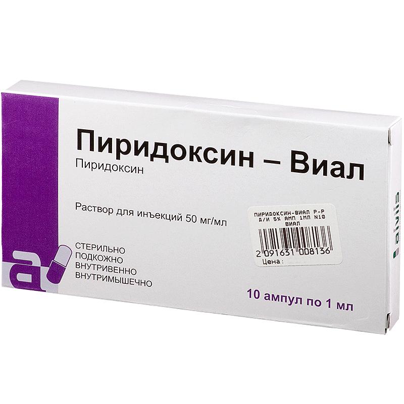 Витамин b6 (пиридоксин). функции, источники и применение пиридоксина