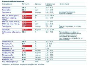 Ширина распределения эритроцитов по объёму (rdw)
