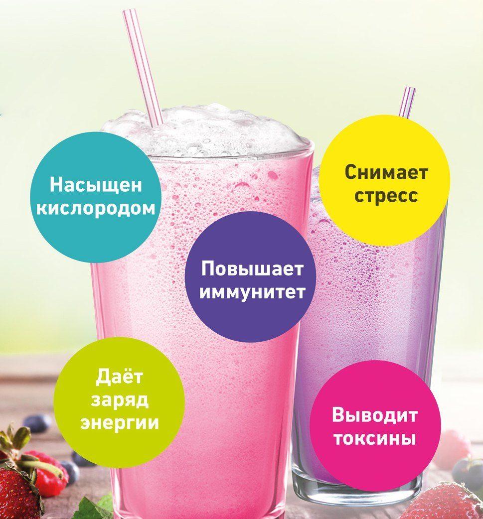 Чем полезен кислородный коктейль, миф или реальность, как делать кислородный коктейль