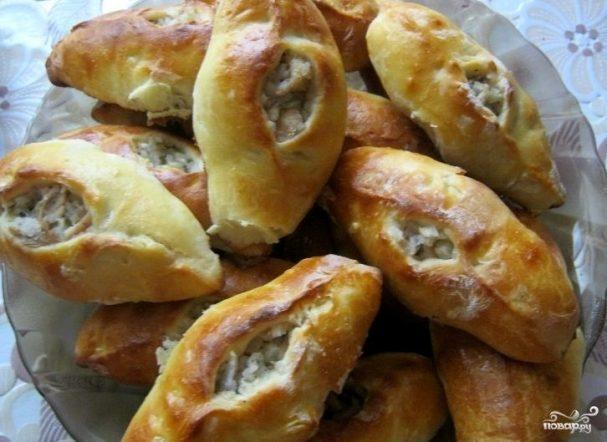 Расстегай – кулинарный рецепт