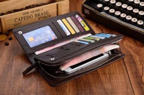 Мужской портмоне, кошелек, бумажник: как выбрать | gq russia