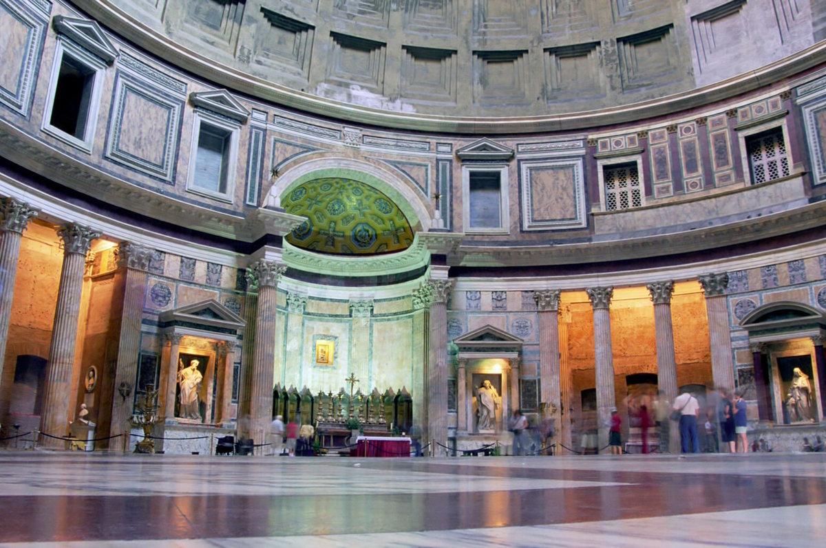 Пантеон (рим)
