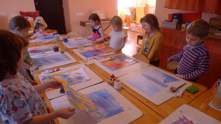 Вальдорфская методика развития для детей