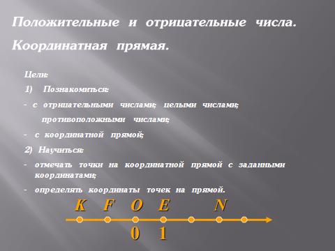 Координатный луч – определение, шкала (5 класс, математика)