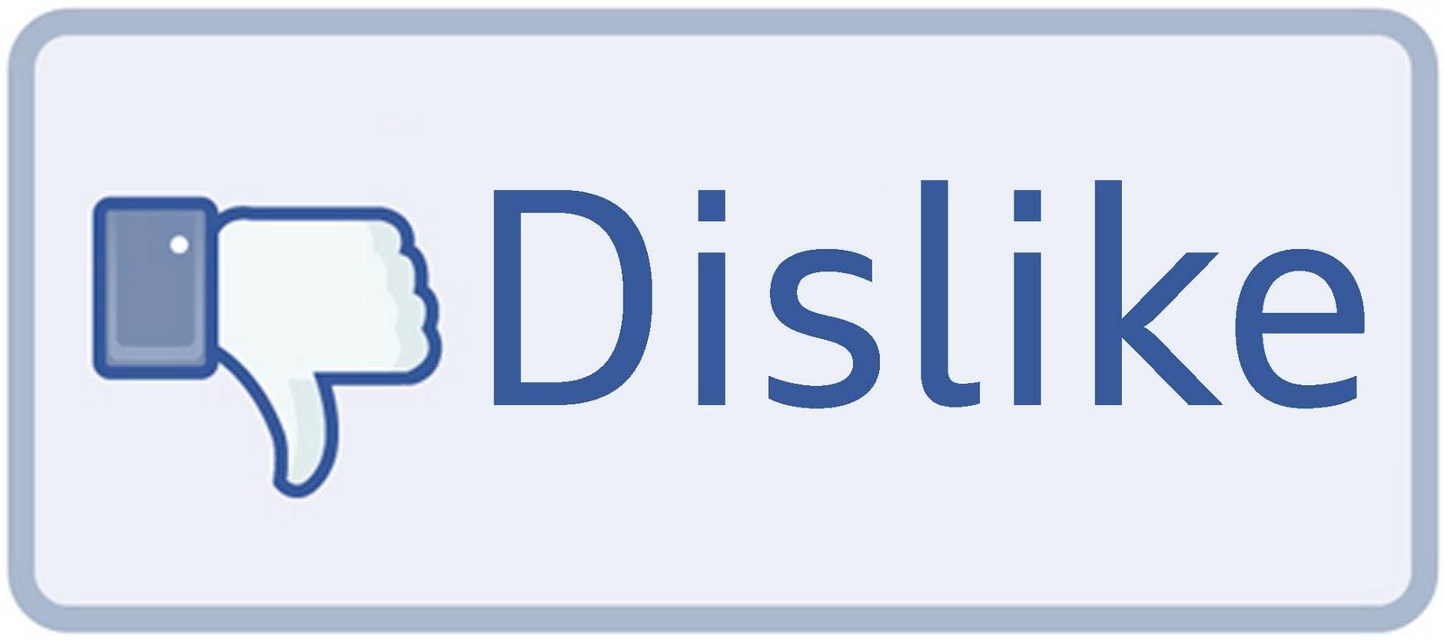 Дизлайки - что такое они представляют в различных социальных сетях? :: syl.ru