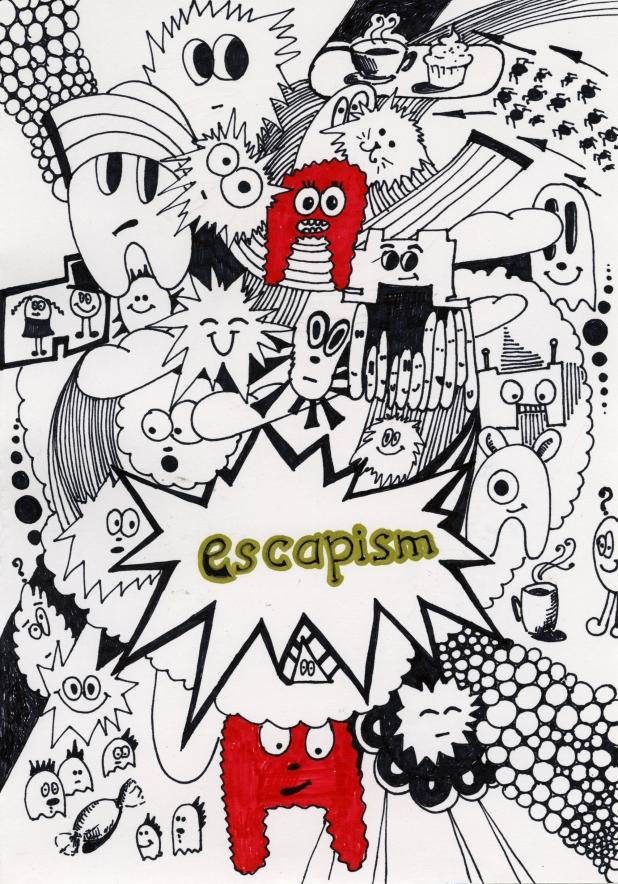Эскапизм — википедия. что такое эскапизм