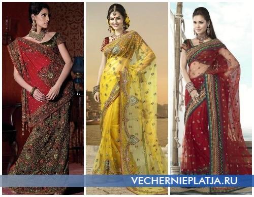 Как сшить индийское сари? сари - традиционная женская одежда в индии