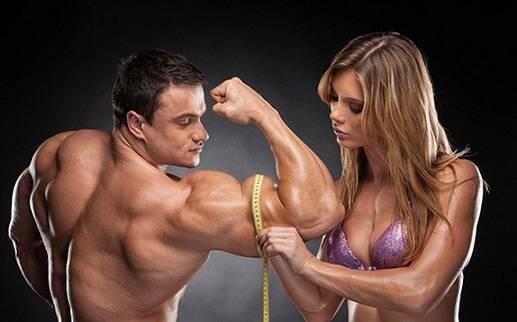 Пампинг. мощнейший способ накачки мышц!!!