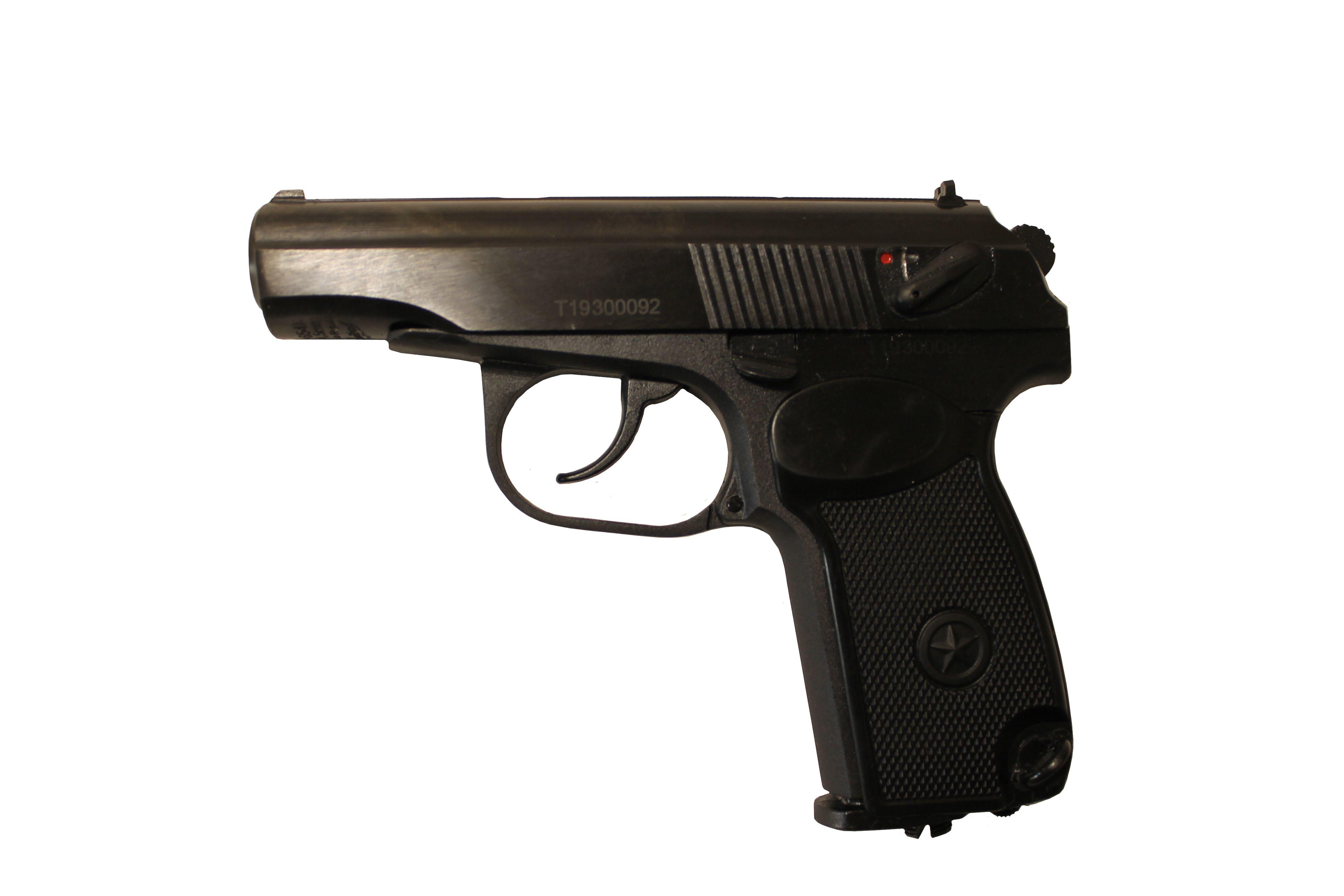 Обзор страйкбольного пистолета макарова
