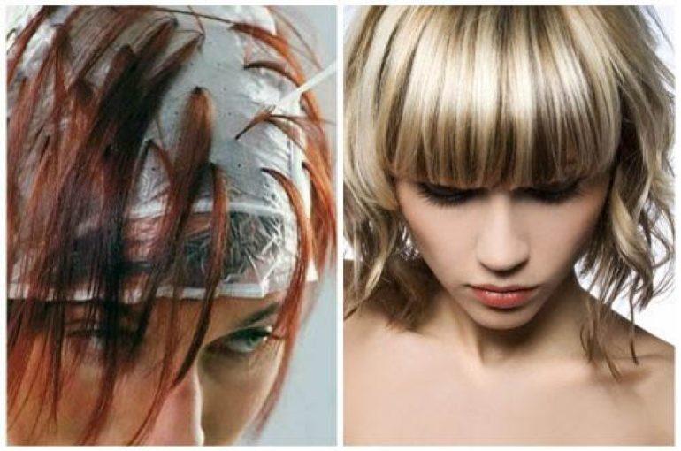 Колорирование темных и светлых волос. 60 фото.   raznoblog - сайт для женщин и мужчин