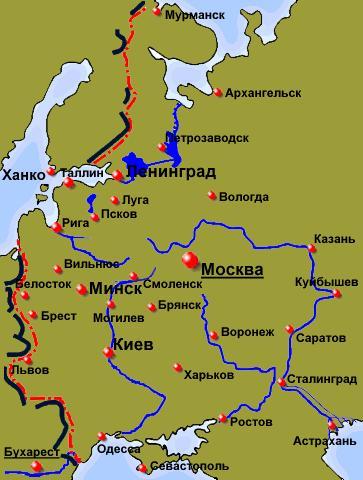 План барбаросса кратко по пунктам, в чем заключалась операция нападения фашистской германии на ссср, причины провала плана | tvercult.ru