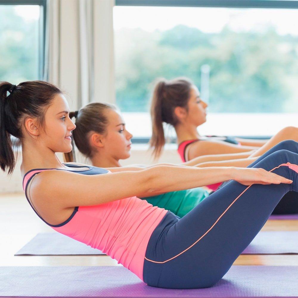 Калланетика для похудения: упражнения для начинающих с видео