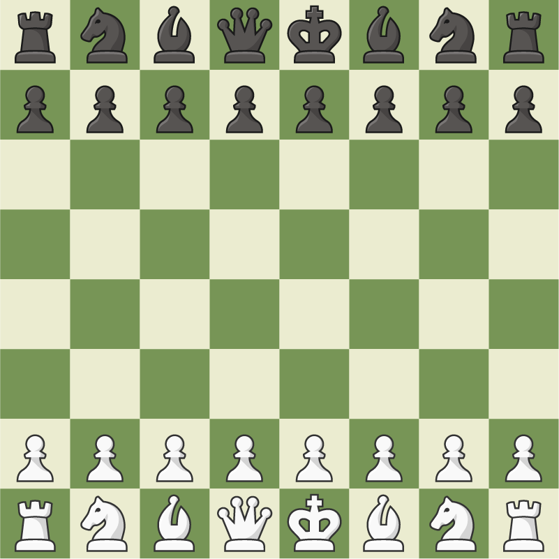 История шахмат – кто придумал и как возникли шахматы