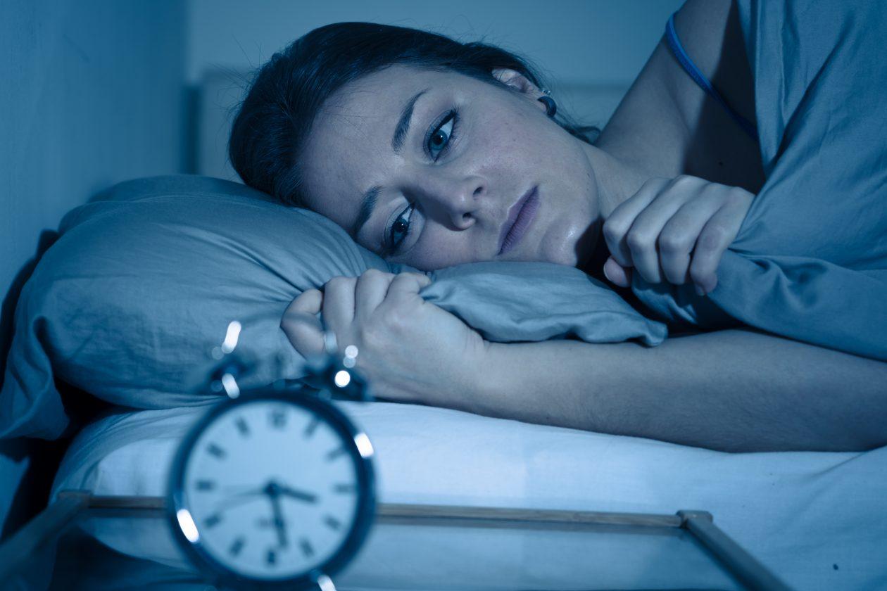 Инсомния – причины, симптомы, лечение