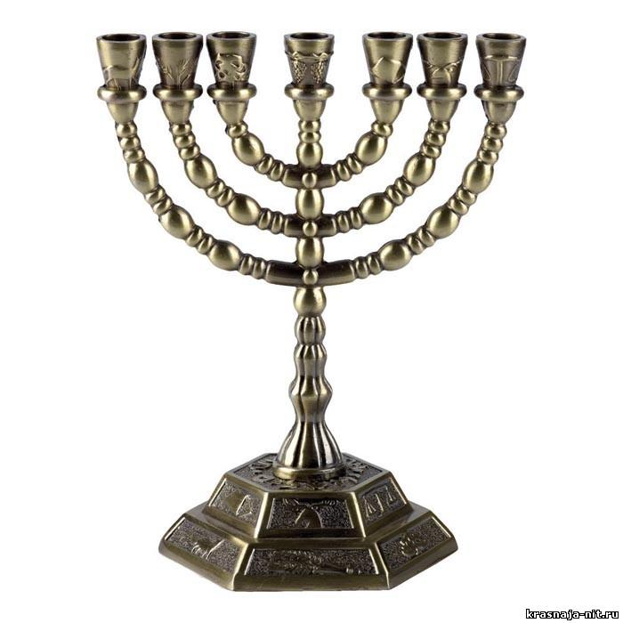 16 фактов о меноре (ханукие), которые должен знать каждый еврей   имрей ноам