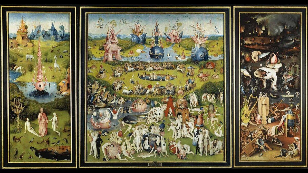 Триптих – что это такое? примеры триптихов в искусстве