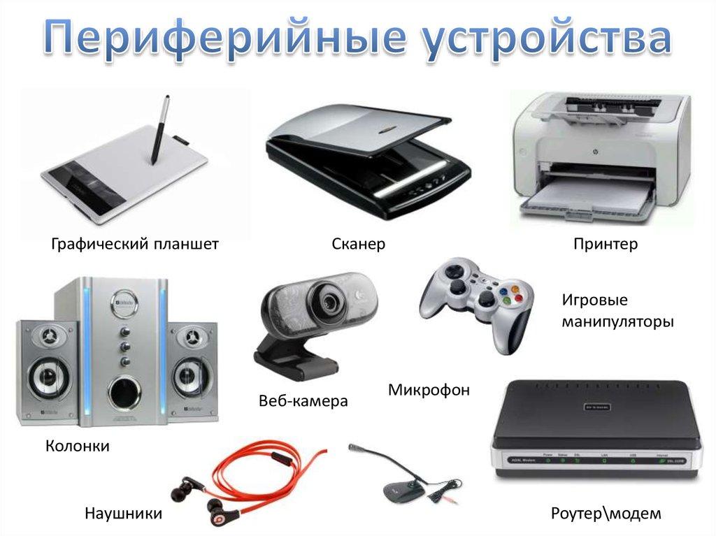 [периферийные устройства персонального компьютера] (2019)