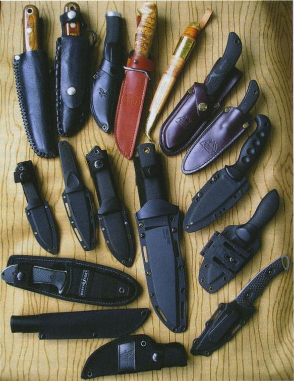 Ножны для ножа своими руками: рекомендации по изготовлению