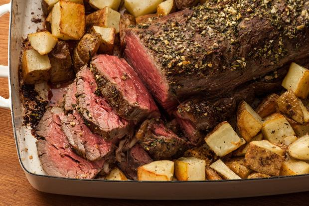 Ростбиф – кулинарный рецепт