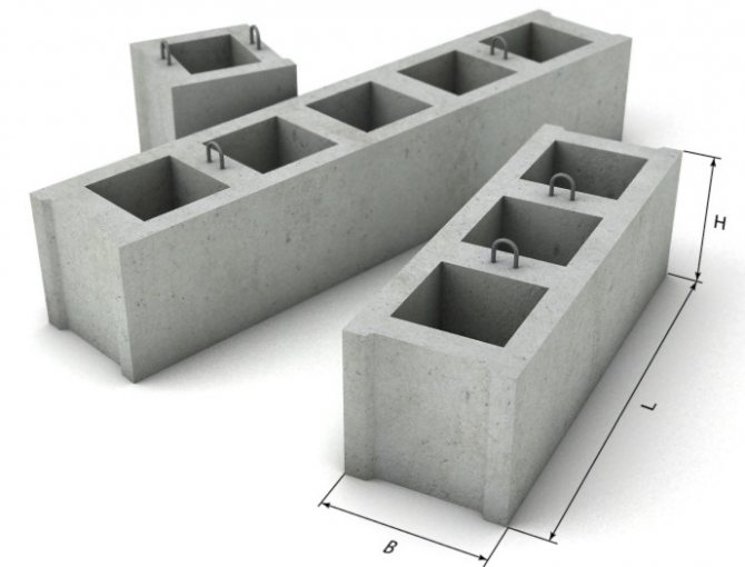 Ленточный фундамент из фбс: плюсы и минусы, нужно ли укладывать блоки по ширине в один ряд или несколько, а также полезные советы по монтажу