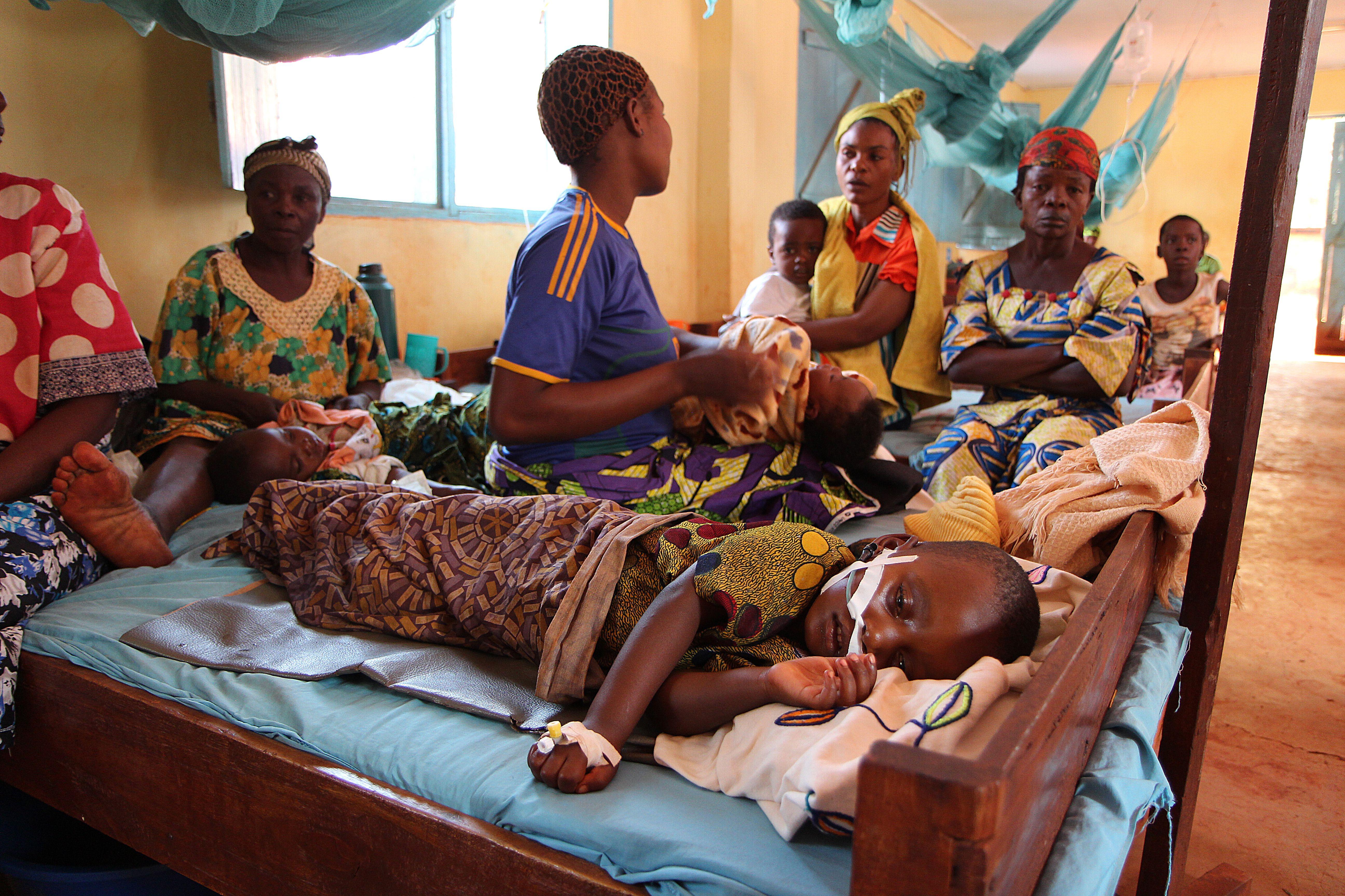 Патогенез и клинические проявления малярии