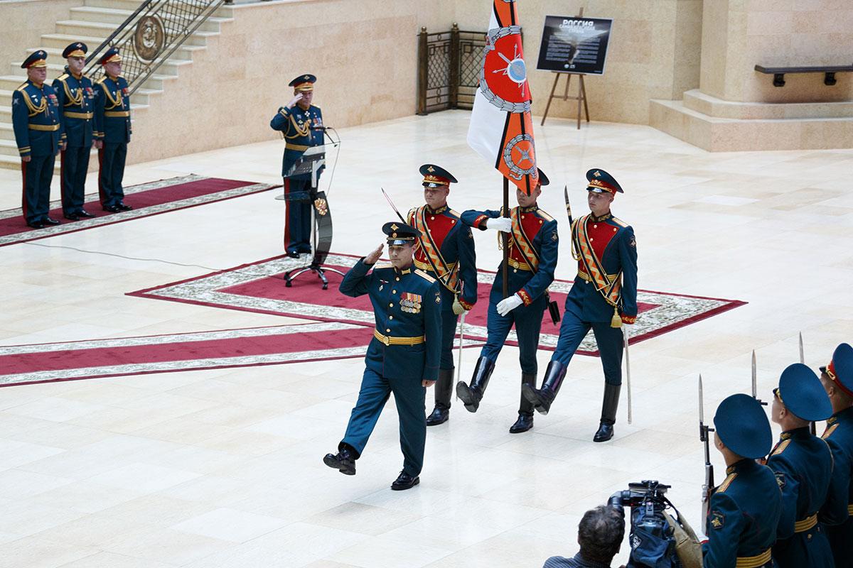 Боевые традиции вооруженных сил российской федерации