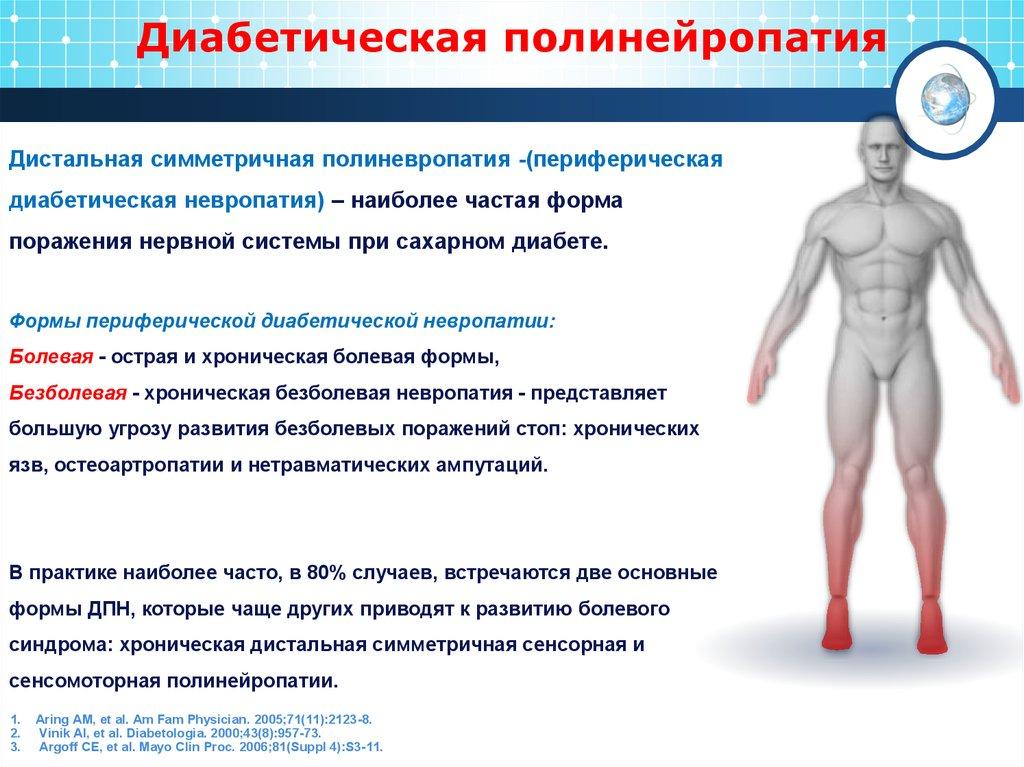 Полинейропатия - что это такое: аспекты, спектр заболеваний, осложнения и лечение