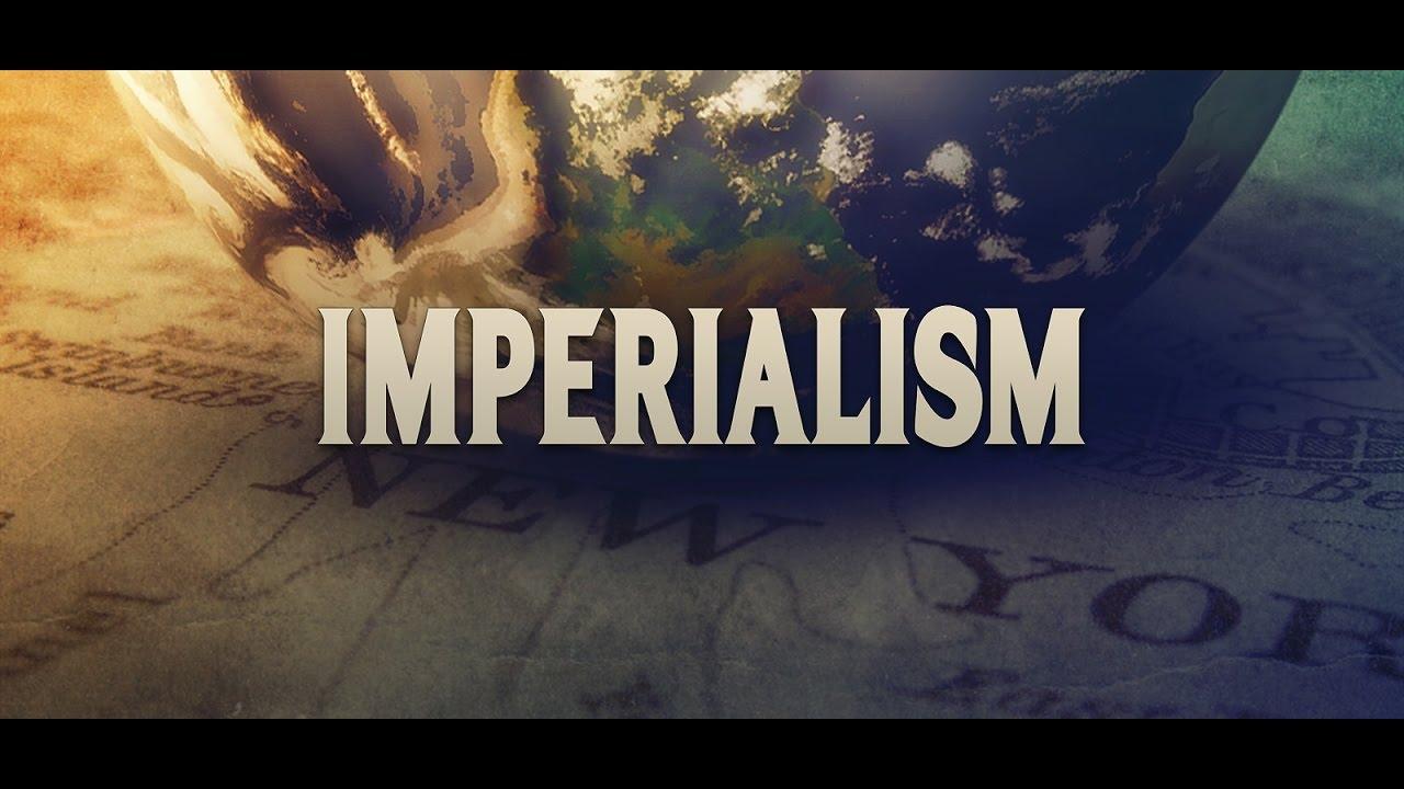 Империализм — энциклопедия марксизма