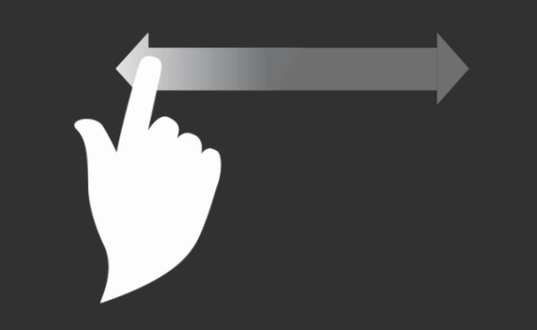 Как в инстаграме правильно сделать свайп