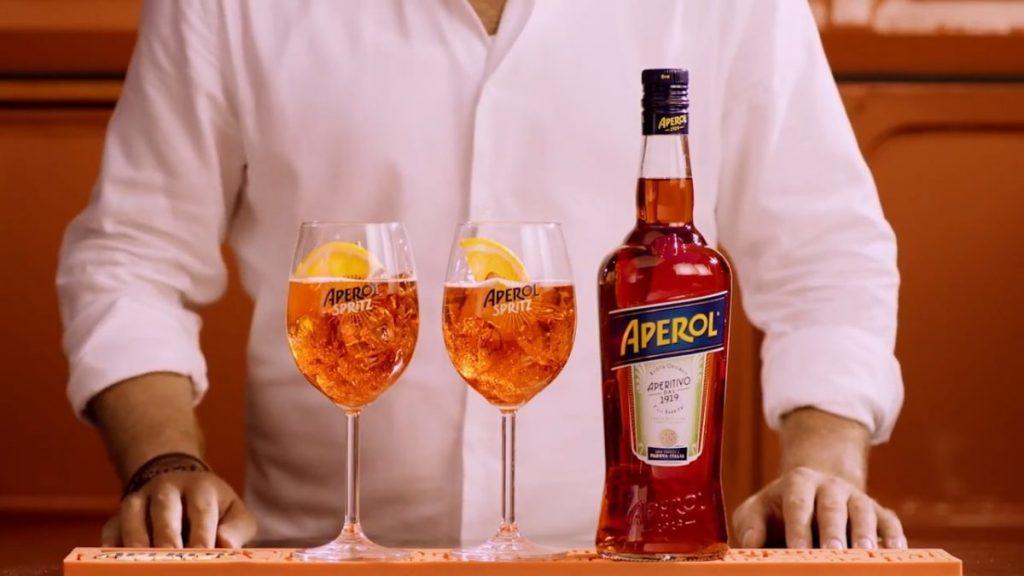 Ликер aperol (апероль) — итальянский коктейльный аперитив