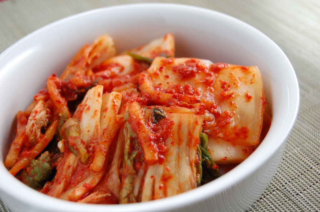 Кимчи – кулинарный рецепт