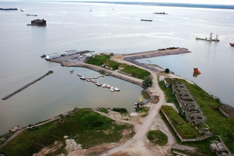 Форты калининграда
