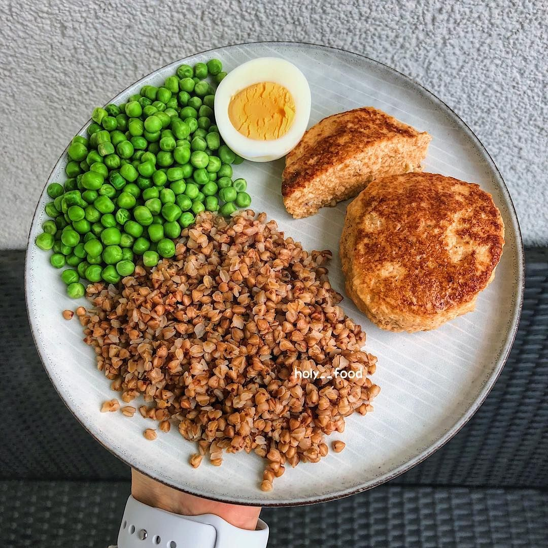 Что съесть на обед при правильном питании: меню и рецепты