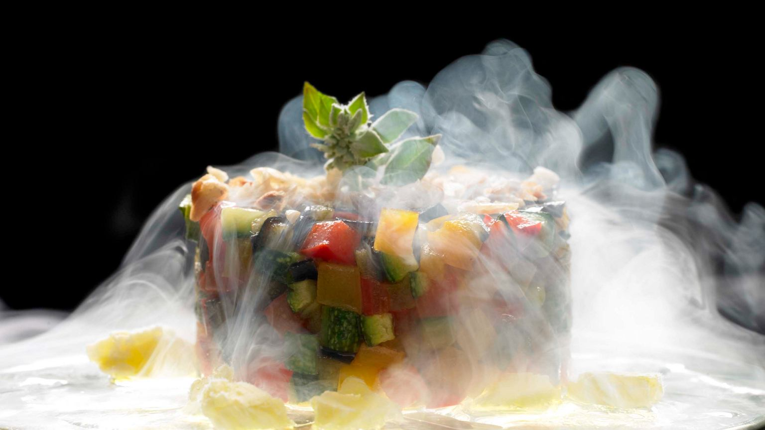 Что такое экспериментальная молекулярная кухня
