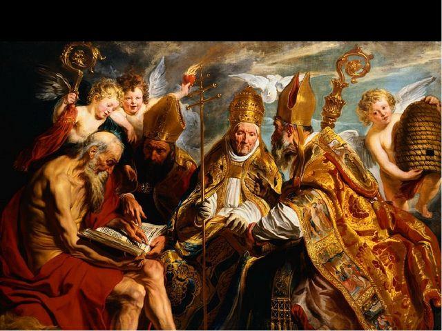 Папа римский википедия