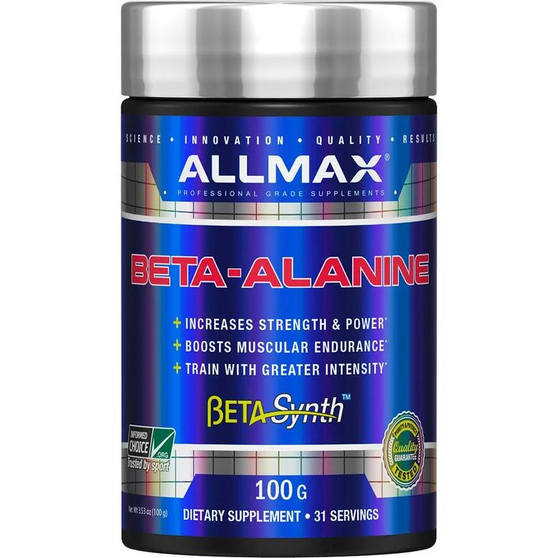 Бета-аланин – источник энергии для атлетов