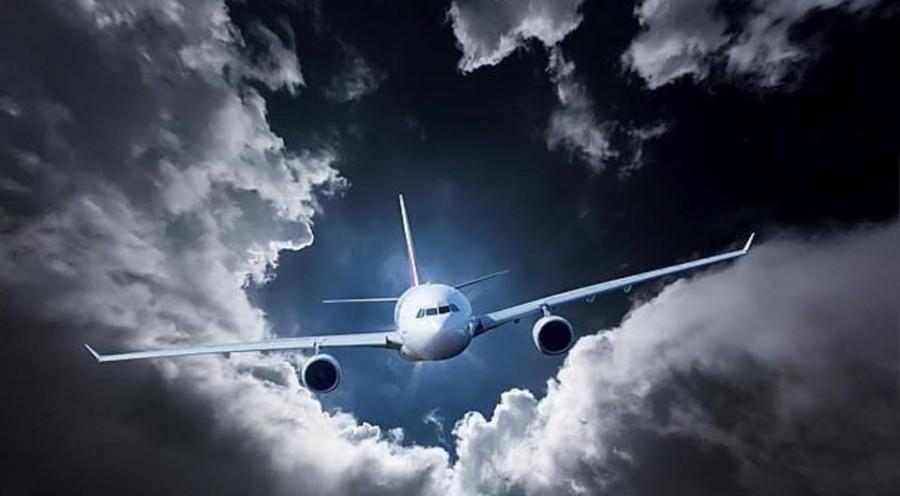 Опасна ли сильная турбулентность в самолете, действия пассажиров