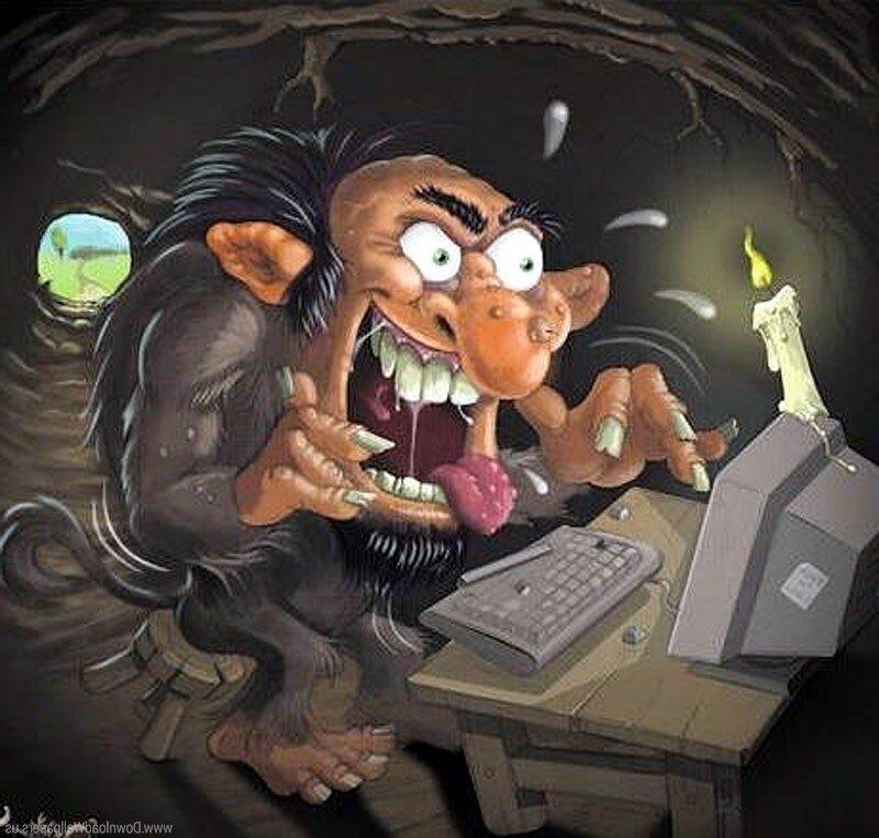 Троллинг - что это такое в интернете, его причины и виды
