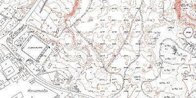План местности и его отличие от географической карты