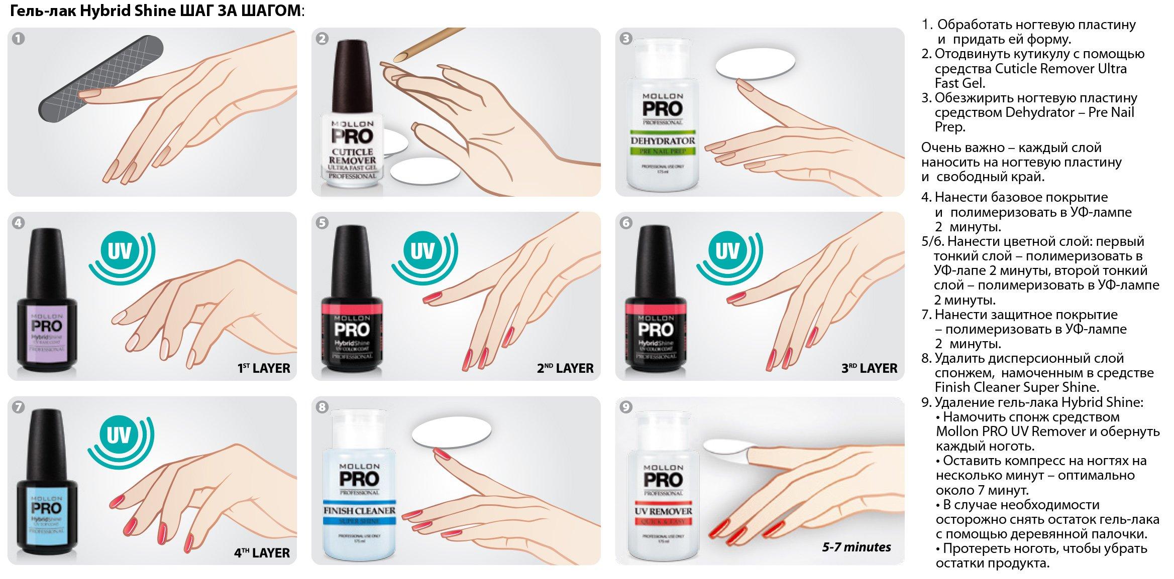 Для чего нужен праймер для ногтей и как им пользоваться