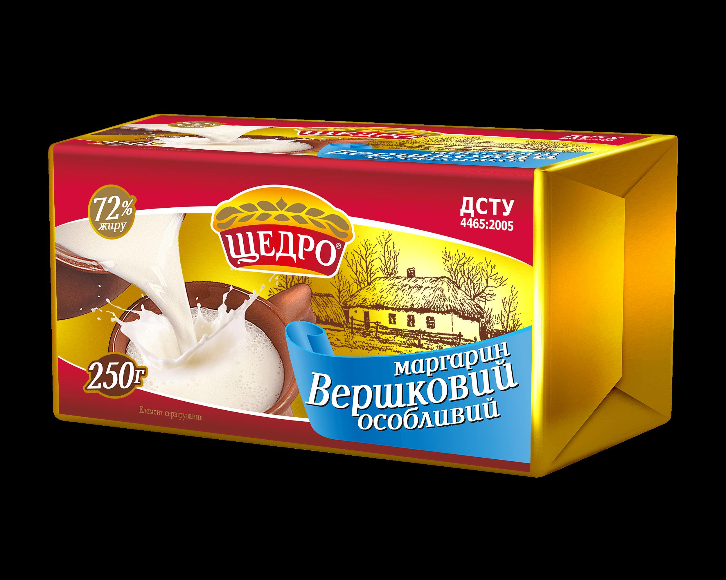 Маргарин молочный продукт или нет. описание