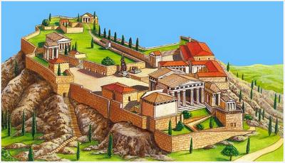 Рождение греческого полиса. древняя греция