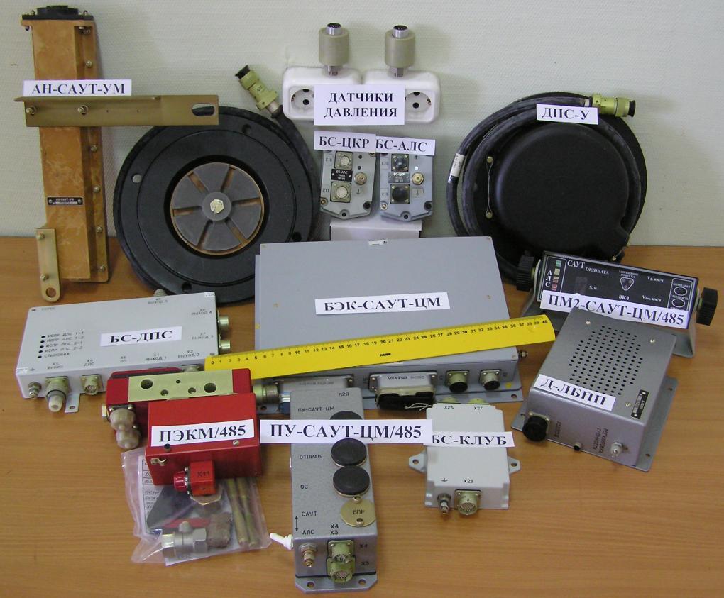 Система автоматического управления тормозами (саут)