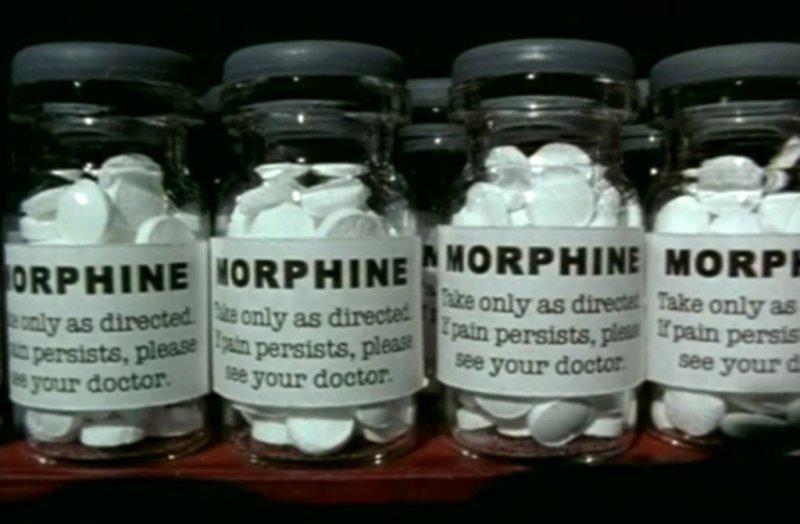Что такое морфин (морфий) и его инструкция по применению