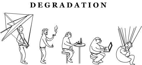 Регрессия - защитный механизм, примеры регрессии в психологии