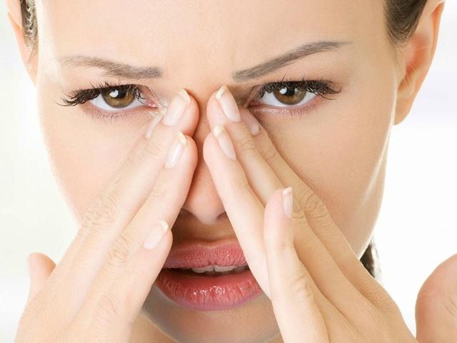 Фронтит: симптомы и лечение у взрослых, причины возникновения фронтита