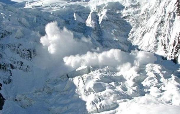 Что такое снежная лавина, виды и сход лавин