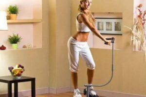 Тренажер степпер: польза и вред, эффективность, как заниматься, отзывы